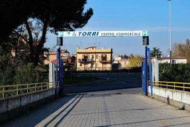 Le Torri - Tor Bella Monaca