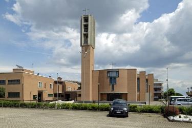 Santa Maria del Rosario ai Martiri Portuensi - Colle del Sole/Magliana Vecchia