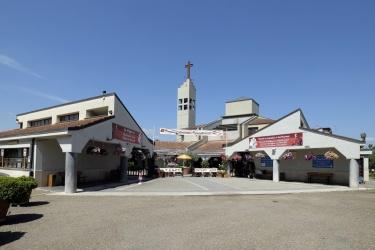 Sant'Alfonso Maria de' Liguori - Il quartiere di Labaro/Prima Porta