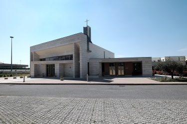 San Cirillo Alessandrino - Quartiere Morandi a Tor Sapienza