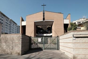 San Romano Martire - Pietralata zona Quintiliani