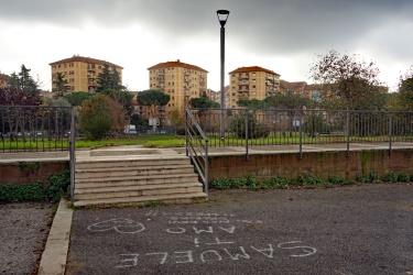 Parco dei Romanisti - Torrespaccata