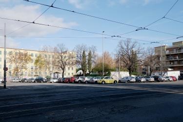Piazza Teofrasto - Centocelle