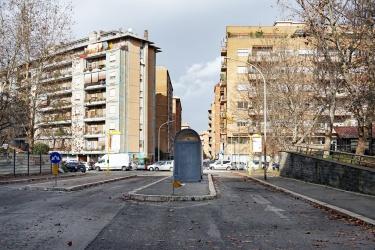 Piazza Balsamo Crivelli - Casal Bruciato