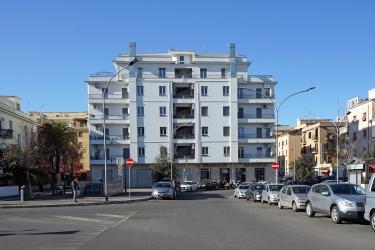 Piazza dei Mirti - Centocelle