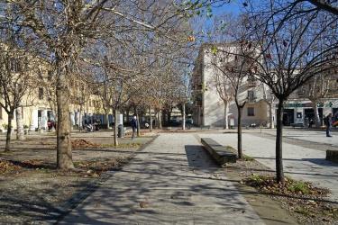 Piazza Erasmo Piaggio - Villaggio Breda/Torre Gaia