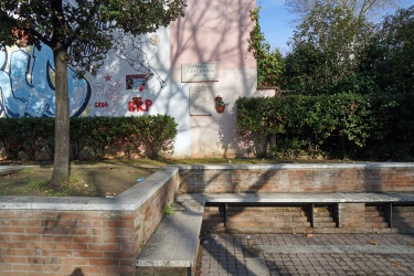 Piazza San Zaccaria - Primavalle
