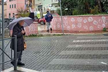 Piazza Pio IX - Pineta Sacchetti