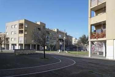 Piazza Thomas Mann - Quartaccio