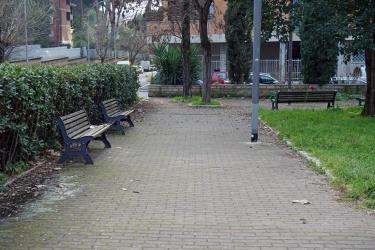 Piazza Luigi Porro Lamberteghi - Tufello/Nuovo Salario