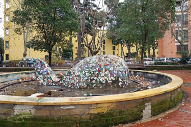 Piazza Recanati - San Basilio