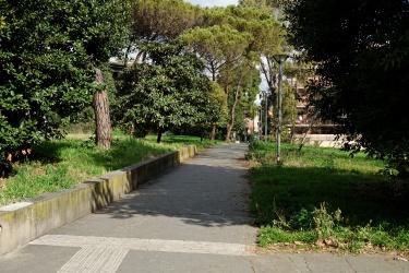 Largo Piermarini - Villaggio Azzurro