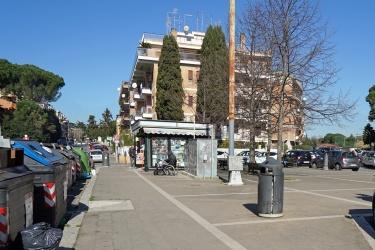 Largo Giacomo Guidi - Bravetta/Pisana