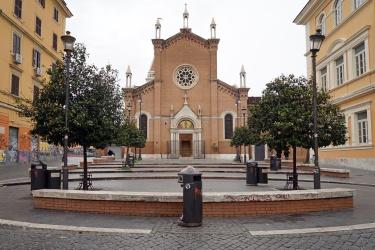 Piazza dell'Immacolata - San Lorenzo