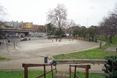Largo Settimio Passamonti - San Lorenzo