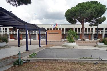 Piazza Capelvenere - Acilia