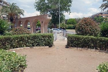 Piazza delle Repubbliche Marinare - Ostia