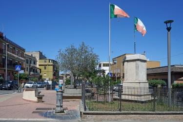 Piazza Serrule - Borgata Finocchio
