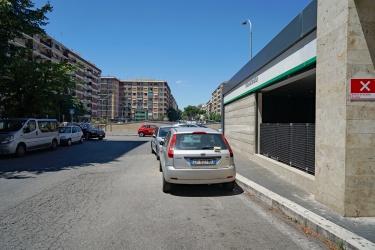 Piazza Roberto Malatesta - Prenestino-Labicano