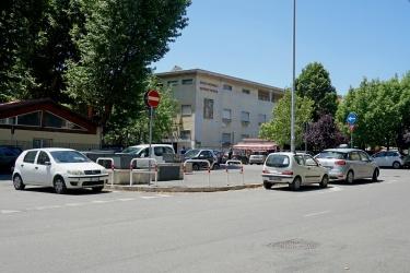 Piazza dei Condottieri - Pigneto