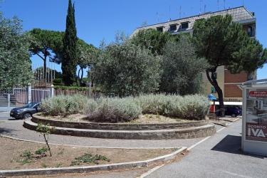 Largo di San Luca Evangelista - Prenestino-Labicano