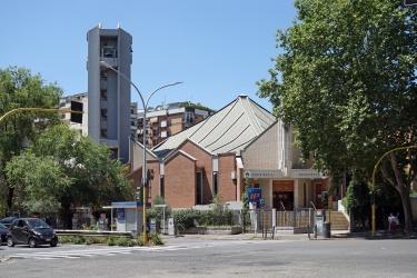Santa Maria Addolorata - Collatino