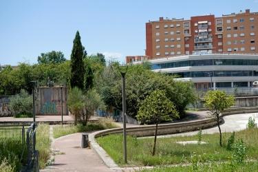 Piazza Camillo Loriedo - Colli Aniene