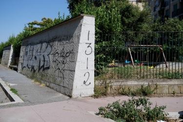 Via Castiglion Fibocchi - Magliana
