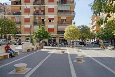 Largo Guglielmo Mengarini - Portuense