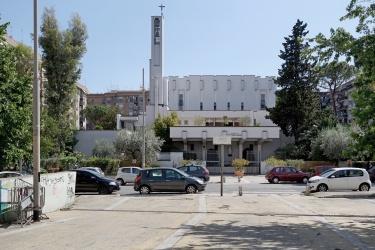 Piazza Fabrizio De Andrè - Magliana