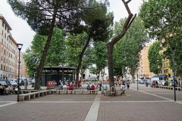 Piazza di Santa Maria Consolatrice - Casalbertone