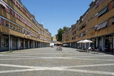 Piazza Grecia - Flaminio/Villaggio Olimpico