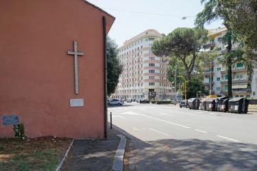 Piazzale Cardinal Consalvi - Flaminio/Ponte Milvio