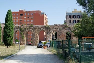Largo Raffaele Pettazzoni - Torpignattara