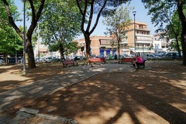 Parco di Via del Campo - Alessandrino