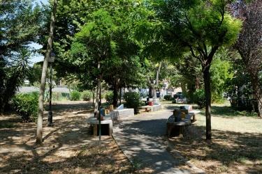 Piazza Francesco Borgongini Duca - Aurelio