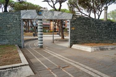Piazza Caduti della Montagnola - Ardeatino