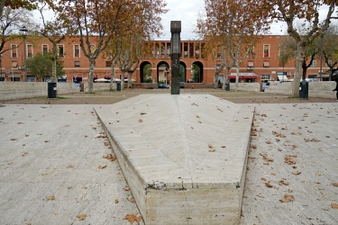 Piazza Damiano Sauli - Garbatella