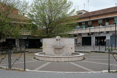Piazza Gaetano Mosca - Montecucco/Trullo