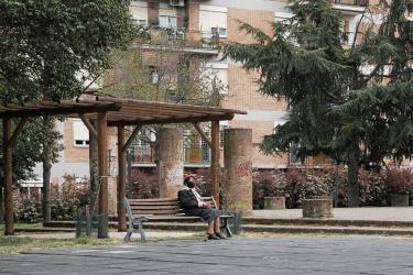 Parco via Giulio Tarra - Gianicolense/Colli Portuensi