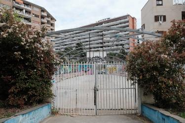 Parco giochi via Giovanni Caselli - Marconi