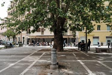 Piazza Scipione Ammirato - Appio-Latino