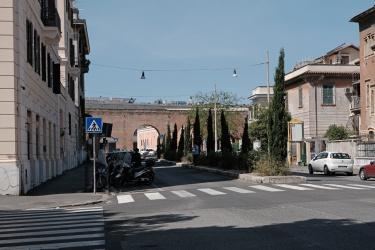 Piazza dei Siculi - San Lorenzo