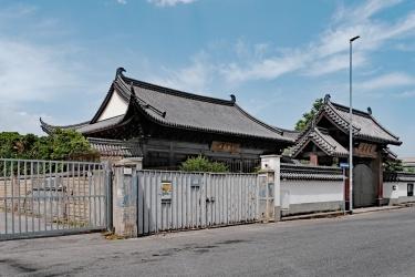Il Tempio buddista di via dell'Omo
