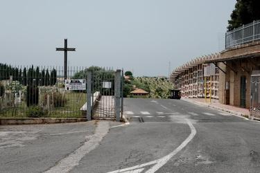 Il cimitero Laurentino