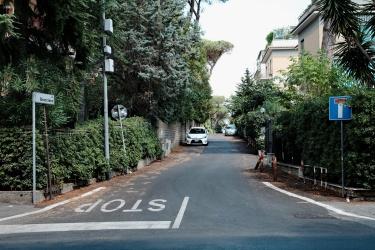 Via Bracciano, strada senza uscita