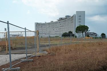L'ospedale Sant'Andrea