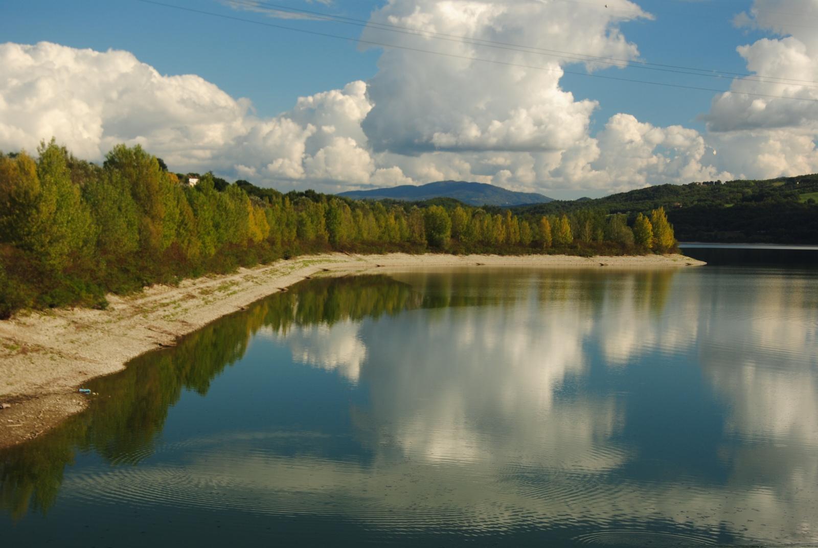 lago di Bilancino, Barberino di Mugello (FI)