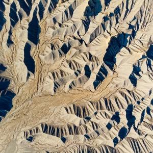 Utah Badlands