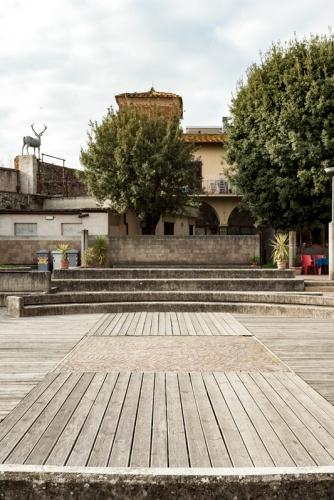 Piazza Samonà San Casciano in Val di Pesa